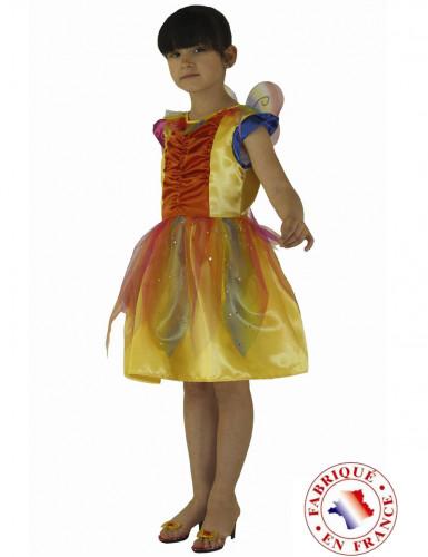 Regenbogen Kostüm für Mädchen