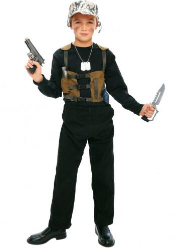 Militär-Kostüm für Kinder
