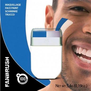 Make-up-Stick in Blau und Weiß