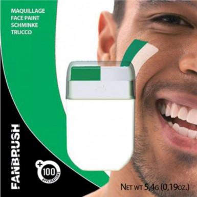 Make-up-Stick in Grün und Weiß