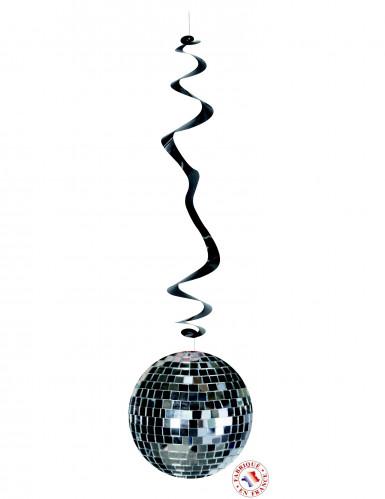 6 hängende Spiralen Disco