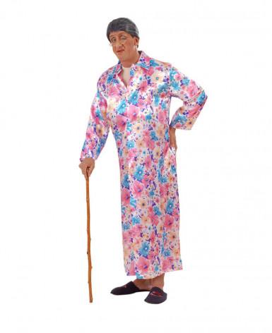Exhibitionistische Großmutter-Kostüm für Erwachsene