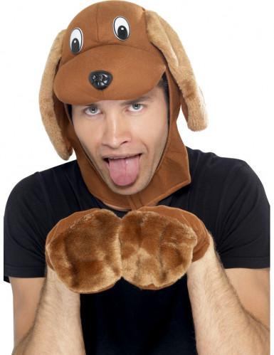 Süße Hundeverkleidung für Erwachsene