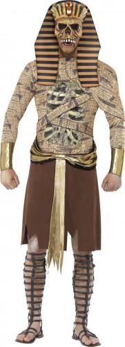 Halloween Zombie Pharao Kostüm für Erwachsene
