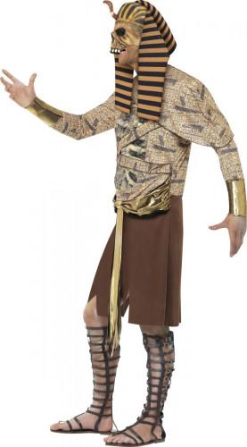 Halloween Zombie Pharao Kostüm für Erwachsene-1