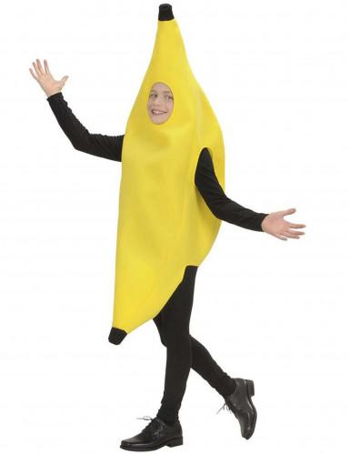 Banane Kostüm für Kinder