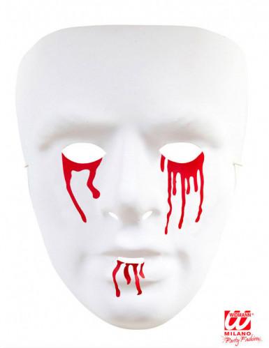 Blut-Tränen Halloween Maske für Herren-1