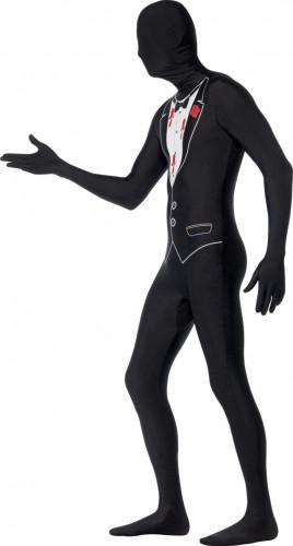 Zweite Haut von Kugel getroffen Halloween Kostüm für Erwachsene-1