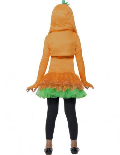 Halloween Kürbis-Kostüm für Mädchen-2