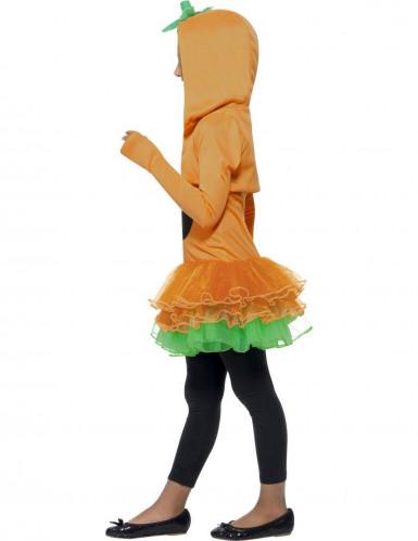 Halloween Kürbis-Kostüm für Mädchen-1