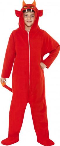 Halloween Teufels-Kostüm für Kinder