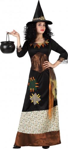 Halloween Waldhexe Kostüm für Damen