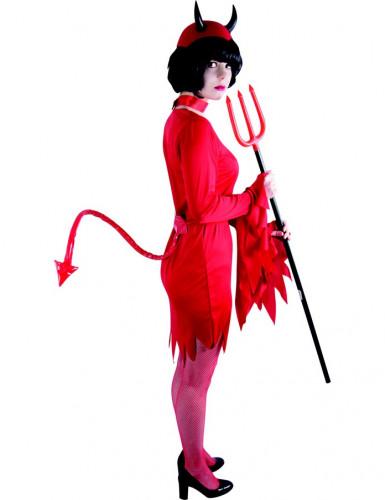 Roter Teufelsschwanz für Erwachsene