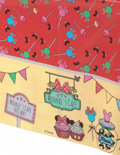 Plastiktischdecke Minnie Café-1