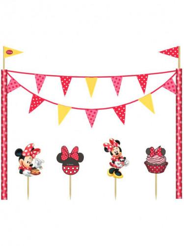 Kuchen-Deko Set Minnie's Café Party - Disney™