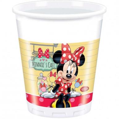 8 Minnie Maus™ Becher