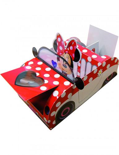 Schachtel aus Pappe Minnie Mouse