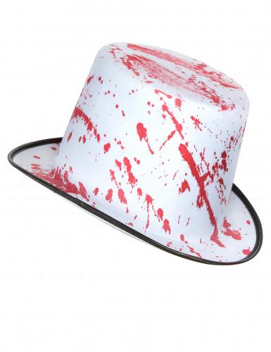 Blutbefleckter Hut für Erwachsene