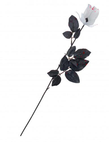 Halloween Blutige Rose