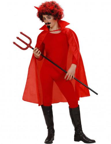 Roter Umhang für Kinder