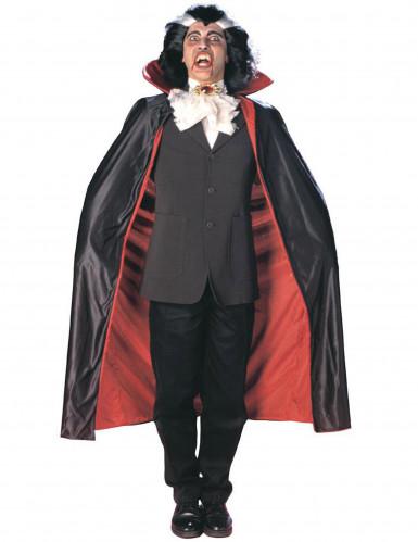 Beidseitig tragbarer Vampir-Umhang für Erwachsene Halloween