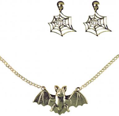 Halloween Hexen-Schmuck-Set für Erwachsene