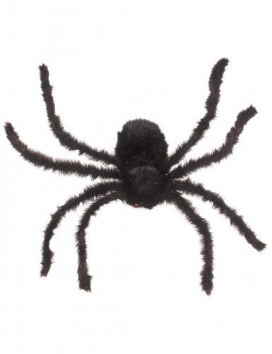 Modellierbare Halloween Riesen-Spinne