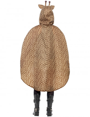 Giraffen-Poncho für Erwachsene-1