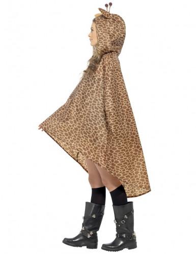 Giraffen-Poncho für Erwachsene-2