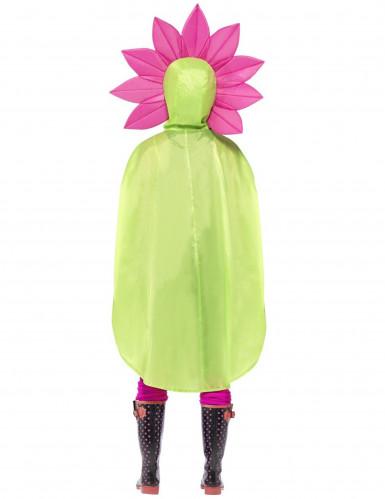 Blumen-Poncho für Erwachsene-2