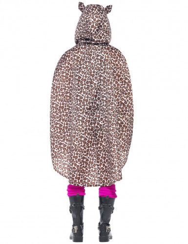 Leoparden-Poncho für Erwachsene-2