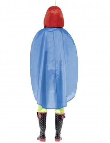 Papagei-Poncho für Erwachsene-2