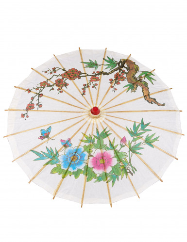 Sonnenschirm im asiatischen Stil-1