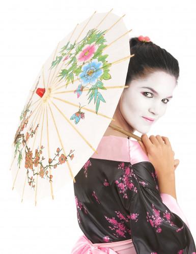 Sonnenschirm im asiatischen Stil-2