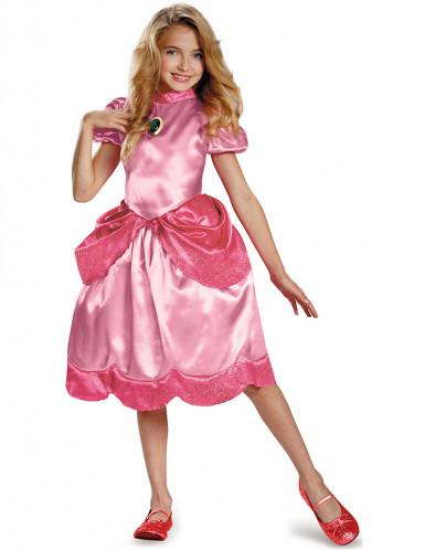 Prinzessin Peach™ Kostüm für Mädchen