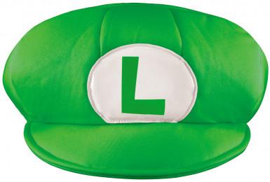 Luigi™ Mütze für Erwachsene