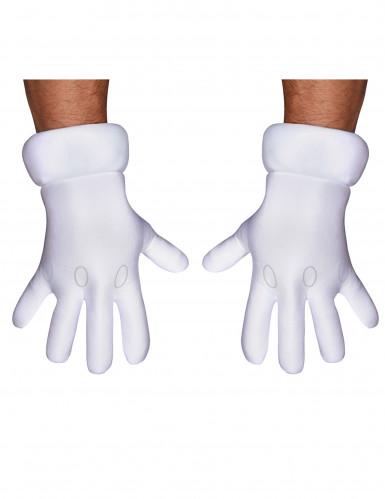 Mario™ Handschuhe für Erwachsene