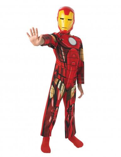 Klassisches Iron Man™ Kostüm für Kinder