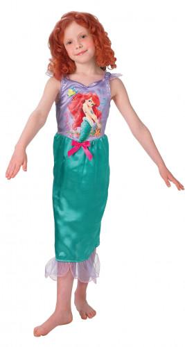 Klassisches Märchenkostüm als kleine Meerjungfrau für Mädchen