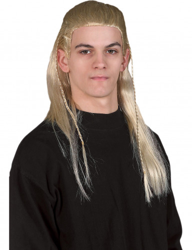 Hobbit Legolas Perücke für Erwachsene