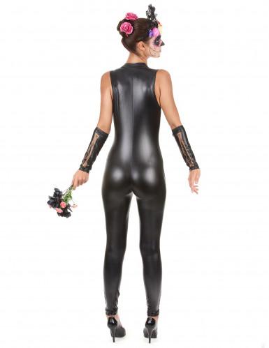 Halloween Skelett Kostüm für Damen-2