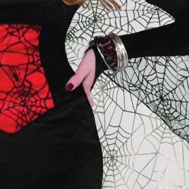 Halloween-Vampir-Kostüm Frau-2