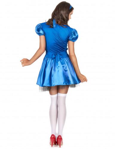Blutiges Traumprinzessinnnen Kleid für Damen-2