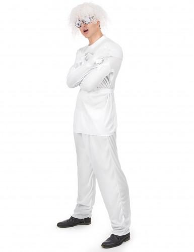 Kostüm Geisteskranker mit Zwangsjacke für Erwachsene-1