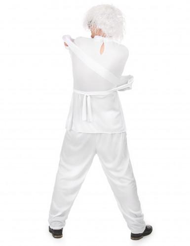 Kostüm Geisteskranker mit Zwangsjacke für Erwachsene-2