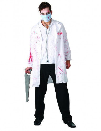 Blutiger Chirurg Kostüm für Erwachsene