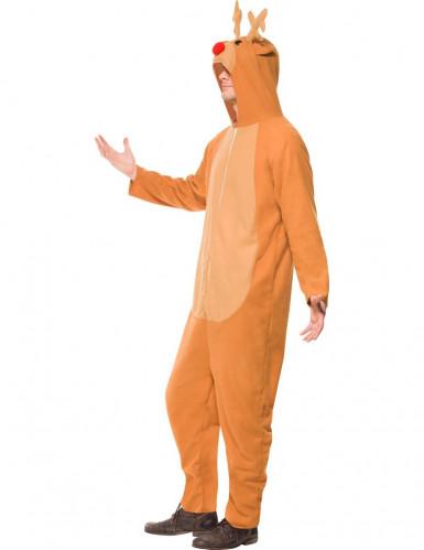 Rentier Kostüm für Erwachsene-1