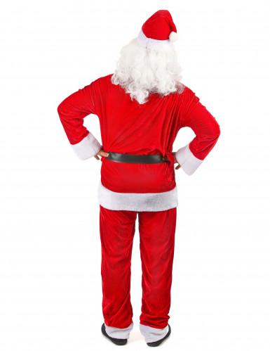 Hochwertiges Weihnachtsmann Kostüm für Erwachsene-2