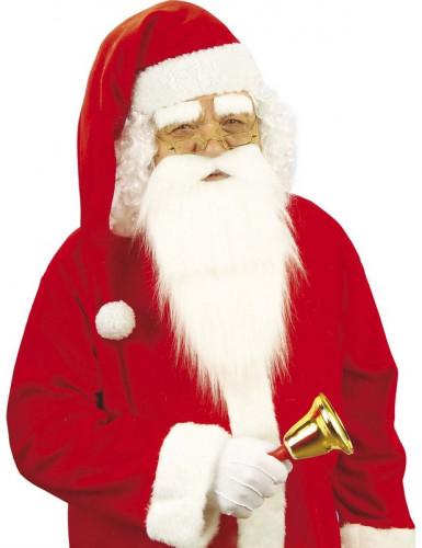 Lange Weihnachtsmann Mütze für Erwachsene