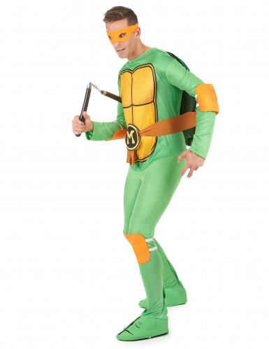 Michelangelo Ninja Turtles™-Kostüm für Erwachsene-1